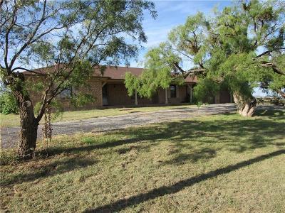 Abilene Single Family Home For Sale: 3709 Beltway S