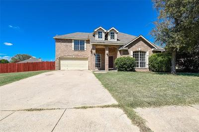 Cedar Hill Single Family Home For Sale: 557 Stonewall Drive