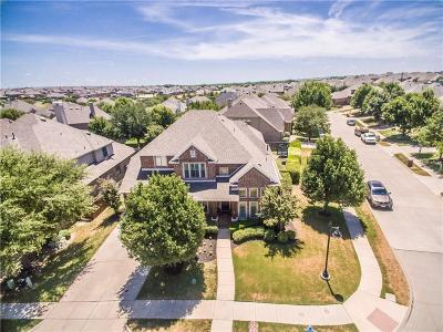 McKinney Single Family Home Active Contingent: 8621 Broad Meadow Lane