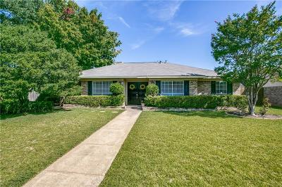 Richardson Single Family Home For Sale: 1815 Marquette Drive