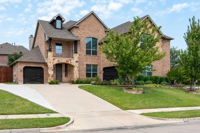 Keller Single Family Home For Sale: 1645 Birch Grove Trail