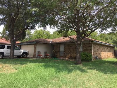 Duncanville Single Family Home Active Option Contract: 1522 Lime Leaf Lane