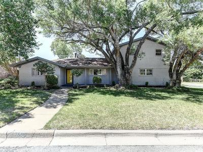 North Richland Hills Single Family Home For Sale: 7500 S College Circle