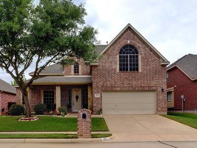 Flower Mound Single Family Home For Sale: 3601 San Paula Drive