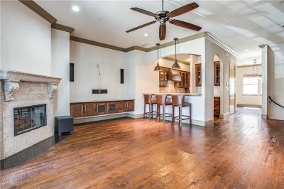 Dallas Condo For Sale: 4238 McKinney Avenue #3