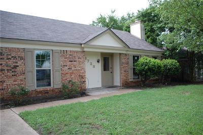 Fort Worth Single Family Home For Sale: 3728 Flintwood Trail