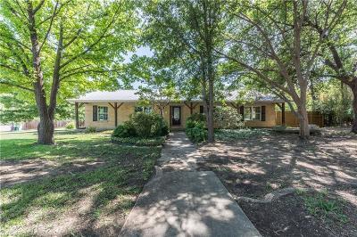 Denton Single Family Home For Sale: 920 Ector Street