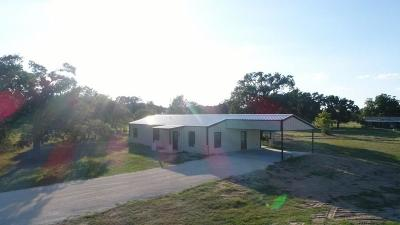 Stephenville Single Family Home For Sale: 490 County Road 423