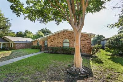 Garland Single Family Home Active Option Contract: 6002 Christie Lane