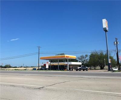 Hudson Oaks Commercial For Sale: 3301 Fort Worth Highway