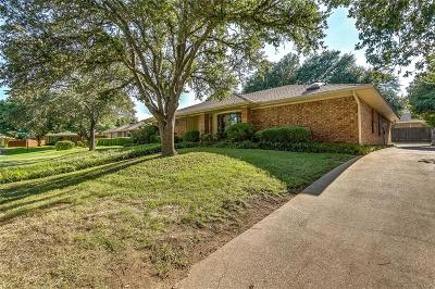 Fort Worth Single Family Home Active Option Contract: 7004 Winchester Place