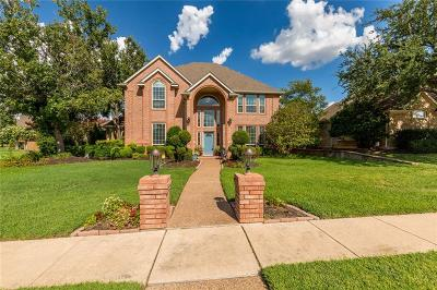 Colleyville Single Family Home Active Option Contract: 6607 Beddo Court