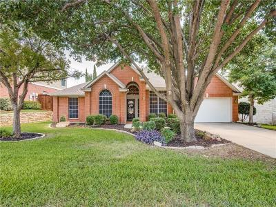 Grapevine Single Family Home For Sale: 2704 Sandstone Drive