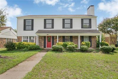 Garland Single Family Home For Sale: 706 Melissa Lane