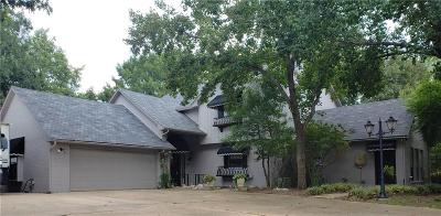 Argyle Single Family Home For Sale: 8001 Woodcreek Circle