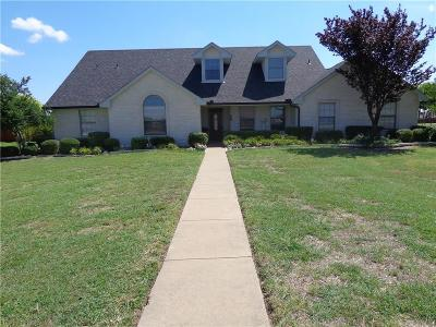Waxahachie Single Family Home For Sale: 480 Reese Road