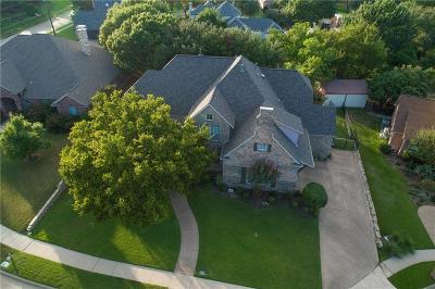 Richardson Single Family Home For Sale: 2203 Oakwood Court