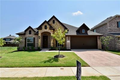 Melissa Single Family Home For Sale: 3310 Herron Drive