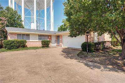 Irving Single Family Home For Sale: 3525 Pleasant Run Road