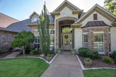 Granbury Single Family Home Active Contingent: 9619 Muirfield Drive