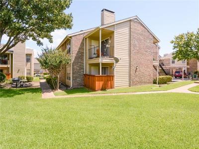 Dallas Condo Active Option Contract: 4748 Old Bent Tree Lane #1107