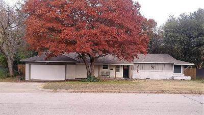 Fort Worth Single Family Home For Sale: 4117 Rothington Road