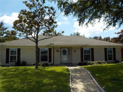 Richardson Single Family Home For Sale: 1305 Melrose Drive