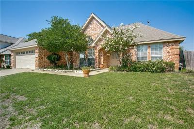 Keller Single Family Home For Sale: 704 W Park Drive