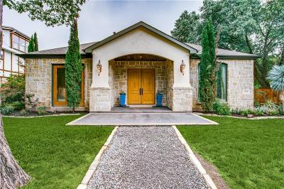 Dallas Single Family Home For Sale: 9660 Lakemont Drive