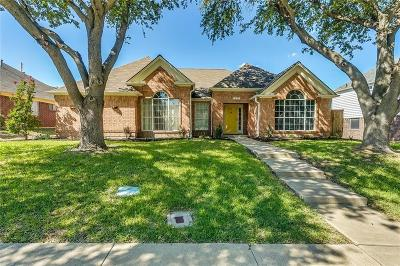 Lewisville Single Family Home For Sale: 1337 Summertime Trail