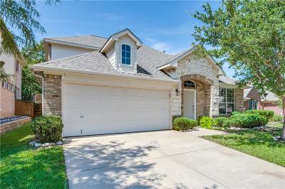 Euless Single Family Home For Sale: 2015 Fountainview Drive