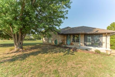 Bridgeport Single Family Home For Sale: 918 County Road 1300