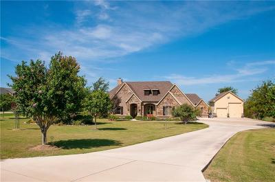 Weatherford Single Family Home For Sale: 607 Sandwood Court