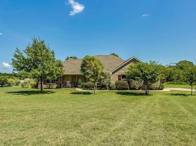 Springtown Single Family Home Active Contingent: 131 Cooperstown Drive
