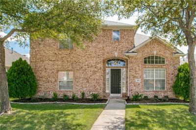 Allen Single Family Home For Sale: 2019 Fox Glen Drive