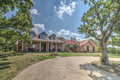 Cleburne Single Family Home For Sale: 4600 Conveyor Dr