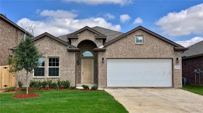 Single Family Home For Sale: 11524 Starlight Ranch Trail