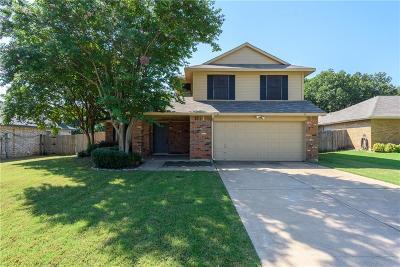 Flower Mound Single Family Home For Sale: 1456 Sedalia Drive
