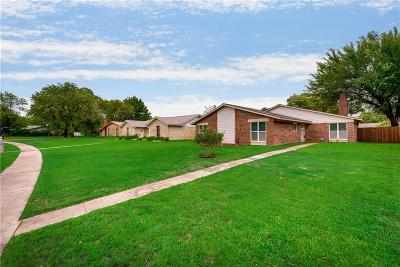 Garland Single Family Home For Sale: 1205 Delores Drive