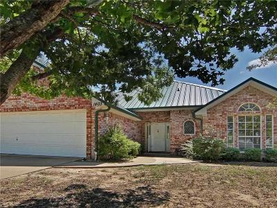 Weatherford Single Family Home Active Contingent: 1403 Westbriar Drive