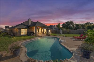 Granbury Single Family Home Active Contingent: 5502 N Gate Road