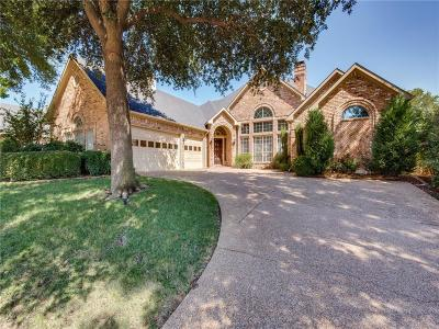 McKinney Single Family Home For Sale: 1212 Hills Creek Drive