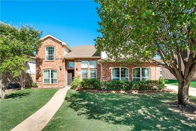 Rowlett Single Family Home Active Option Contract: 5410 Valencia Drive