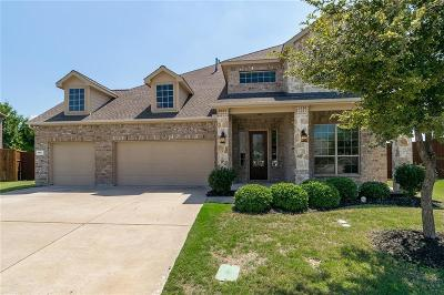 McKinney Single Family Home Active Kick Out: 1017 Sawmill Road