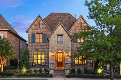 Frisco Single Family Home For Sale: 12444 Riverhill Road