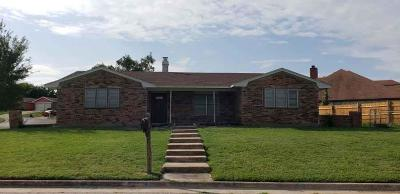 Forest Hill Single Family Home For Sale: 3300 Lookout Drive
