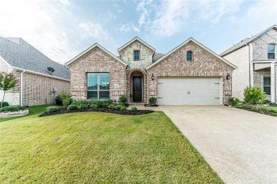 Prosper Single Family Home Active Option Contract: 16424 Amistad Avenue