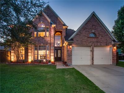 North Richland Hills Single Family Home For Sale: 8344 Emerald Circle