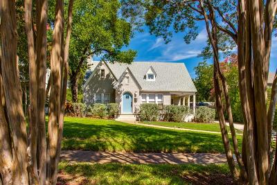 Dallas County Single Family Home Active Contingent: 1111 S Canterbury Court
