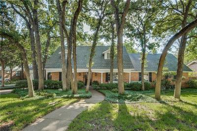Irving Single Family Home For Sale: 1712 Cripple Creek Drive